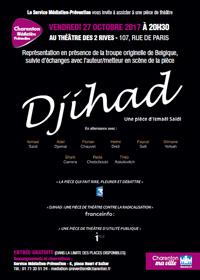 Pièce de théâtre Djihad