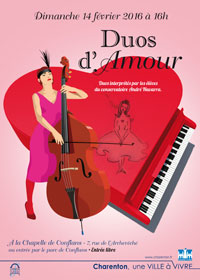 Concert «Duos d'amour »