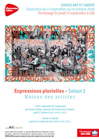 Exposition ''Expressions plurielles''