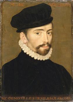 surintendant des finances 1627