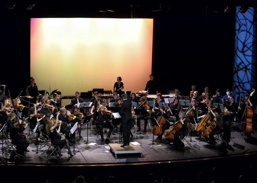 Nouvel orchestre du conservatoire