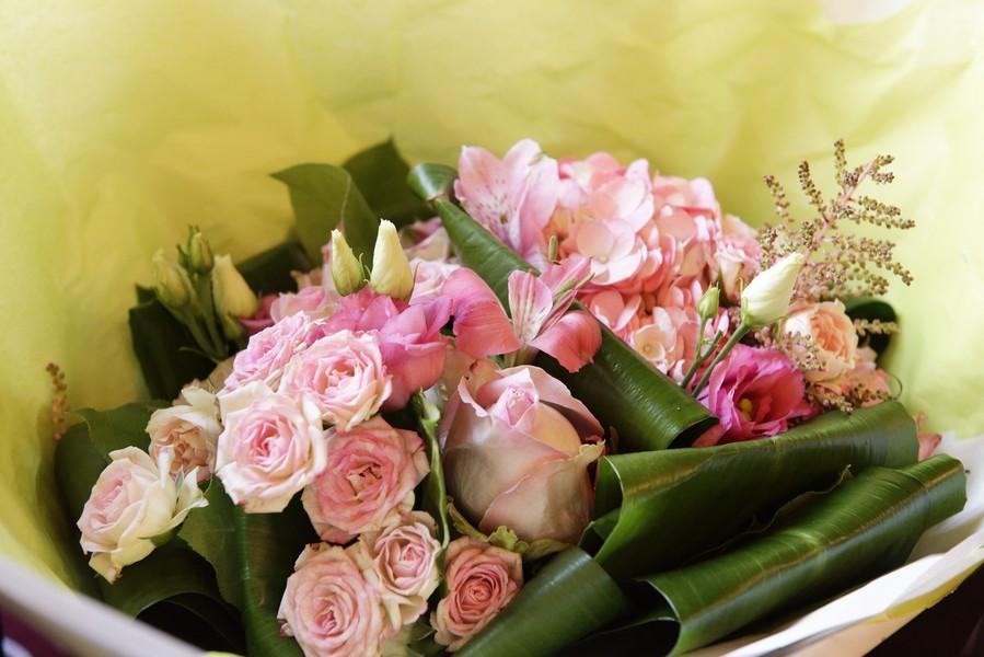 Remise des prix balcons fleuris