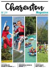 Charenton Magazine N°230 de juin