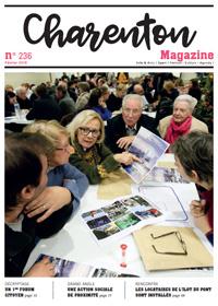 Charenton Magazine N°236 de Février